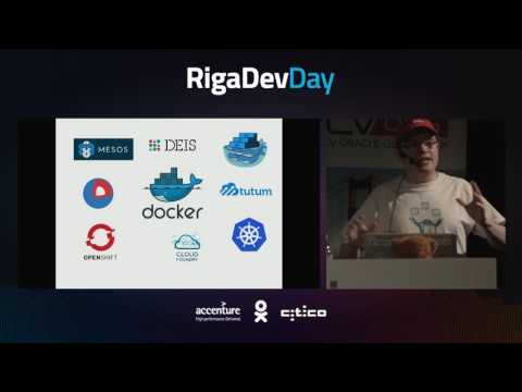 Claus Ibsen - Fabric8 Camel Microservices for Docker and Kubernetes