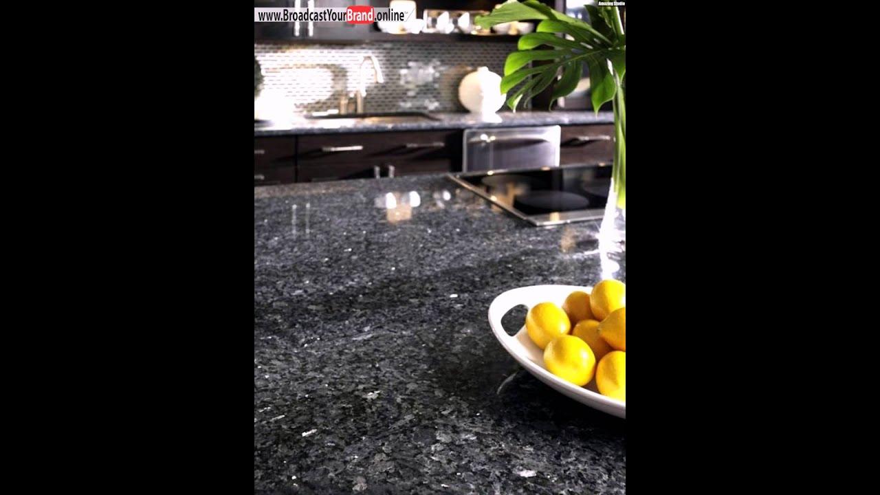 Ideen Für Küchenarbeitsplatten Aus Granit Zitronen Deko - YouTube