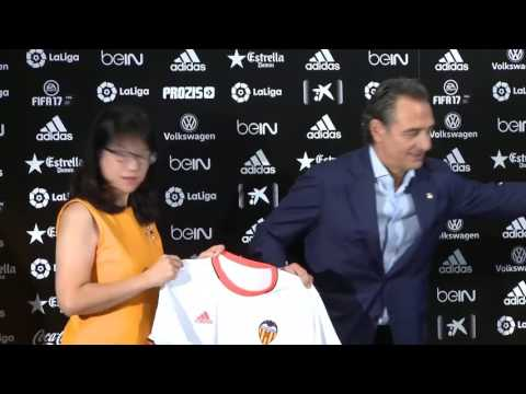 Prandelli leaves Valencia after just 3 months
