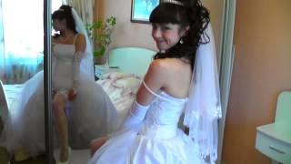 Утро невесты Кристина.