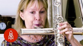 Get Low With This Enormous Flute