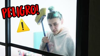 MI PELIGROSA Y ARRIESGADA RUTINA DE NOCHE ⚠️ *100% real no fake* l Sofia Castro
