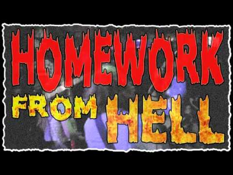THE LUMPS - HOMEWORK FROM HELL (official video)