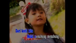 Lagu Anak anak : Menabung..... Christina