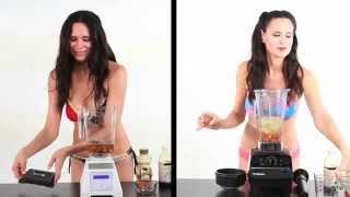 Blendtec Vs Vitamix - How to Make Almond Milk & Milk Substitutes - Blender Babe Reviews