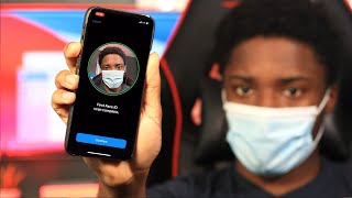 Unlock iPhone with Face Mask on iOS 14 3 Face ID with a Mask Setup