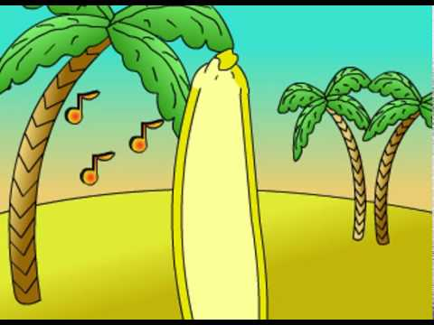 Hannah Banana Cartoon Introduction