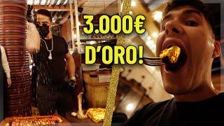 3000€ DI CARNE D'ORO DA SALT BAE AL NUSR ET - UN GIORNO DA MILIONARIO pt.2