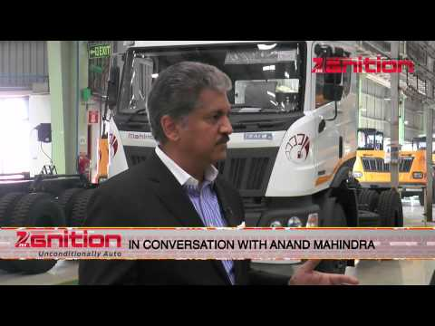 Interview: M&M's Anand Mahindra discusses the company's strategies, philosophies