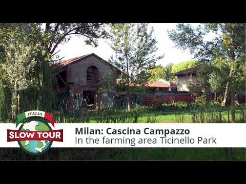 Green Milan: Cascina Campazzo | Italia Slow Tour