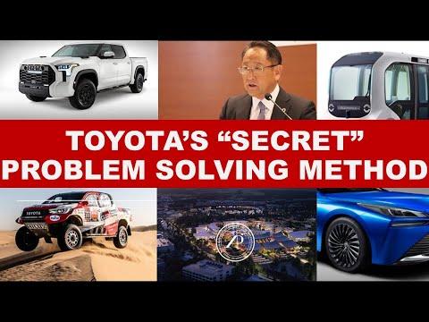 ENGINEER REVEALS TOYOTA'S SECRET - PART 1 of Multi-Series