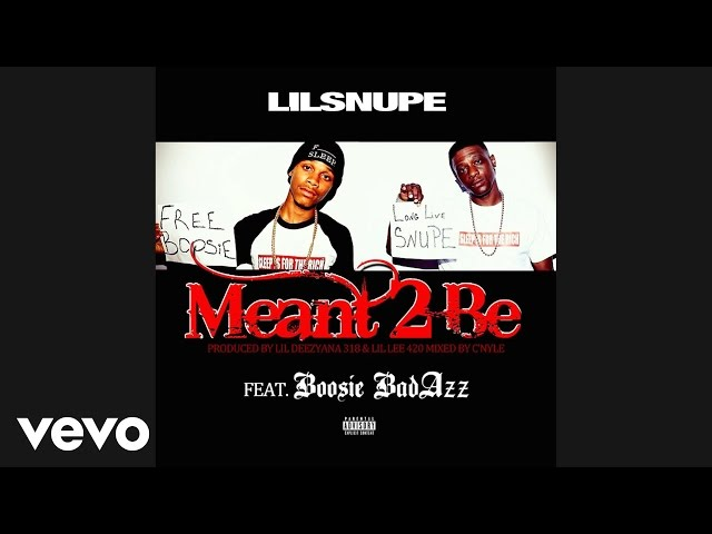 meant 2 be lil snupe