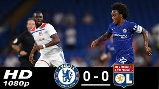 Chelsea vs Lyon 0 0 (Penalties 5 4) Highlights 7 August 2018