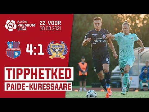 Paide Linnameeskond Kuressaare FC Goals And Highlights