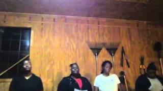 Lisa Knowles & Brown Sisters- Work on Me (No Measure Cover)