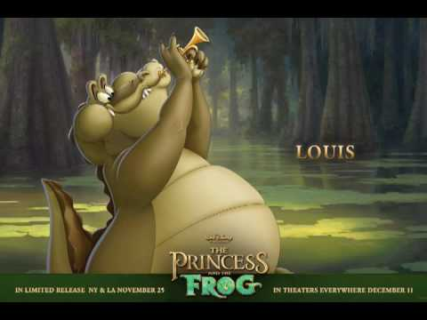 The Princess & the Frog - When Were Human (Full Version)