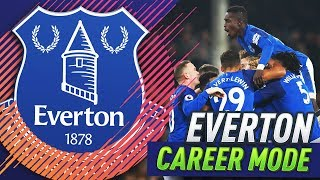 WINNING THE PREMIER LEAGUE!?! FIFA 18 EVERTON CAREER MODE #11