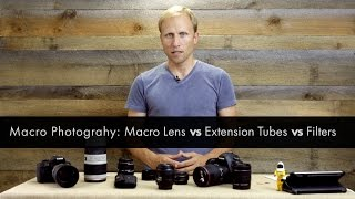 Macro Photography Options (Canon 100mm L vs Tamron 90mm vs Extension Tubes vs Filters)