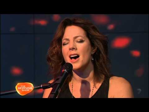 Sarah McLachlan - Angel (live on The Morning Show) Feb 2015