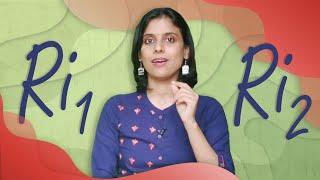 Difference between Ri-1 and Ri-2   VoxGuru ft. Pratibha Sarathy