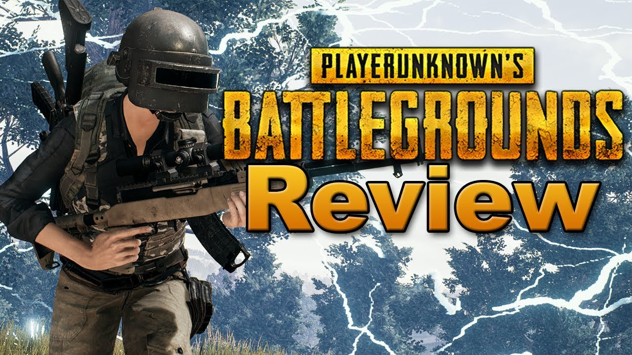 Pubg Review Pc Youtube