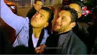 مواطن يعاتب أحمد حسن بسبب بيراميدز.. و«الصقر»: «احنا في عزاء»