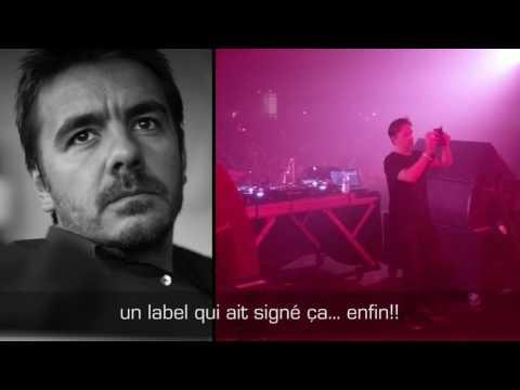 Laurent Garnier describes