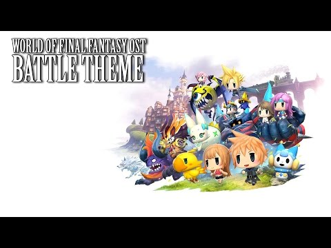 World of Final Fantasy OST Battle Theme #1