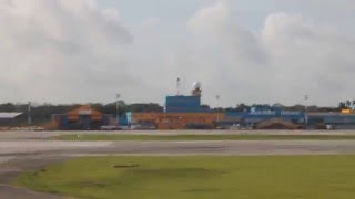 RARE SIGHTING: Cubana Antonov An-148 An-158 Landing in Havana