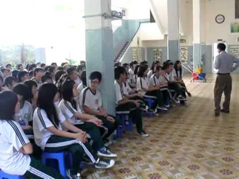 (G_Power) Trường THPT Thái Bình ( Sức khỏe sinh sản - tiết học Kỹ năng thú vị )
