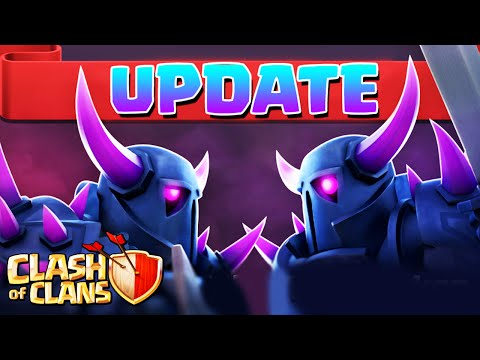Clash of Clans - UPDATE September 2015! - NEW TH10 Level 11 Walls & Updated Spells!