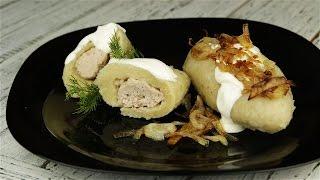 Цеппелины по-литовски - Рецепты от Со Вкусом