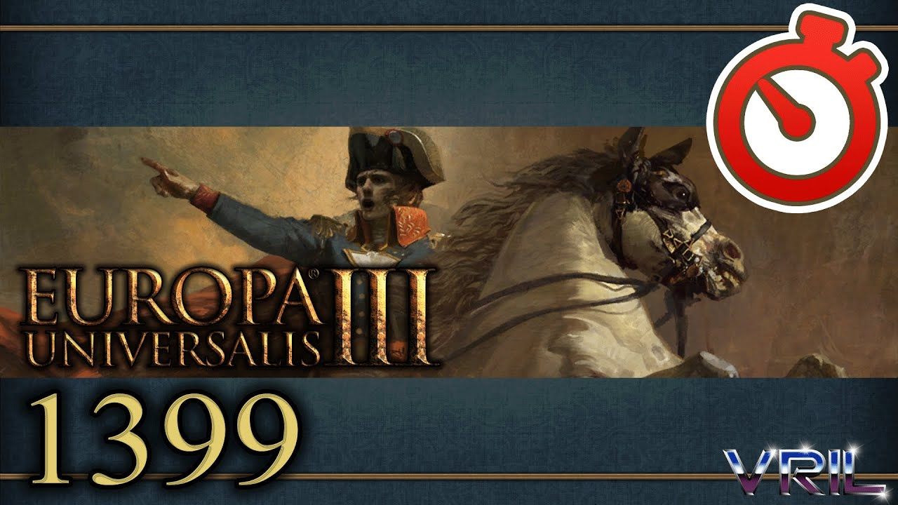 Europa Universalis 3 - Grand Campaign with Crispy Border Gore 1399 - 1821  Timelapse - YouTube