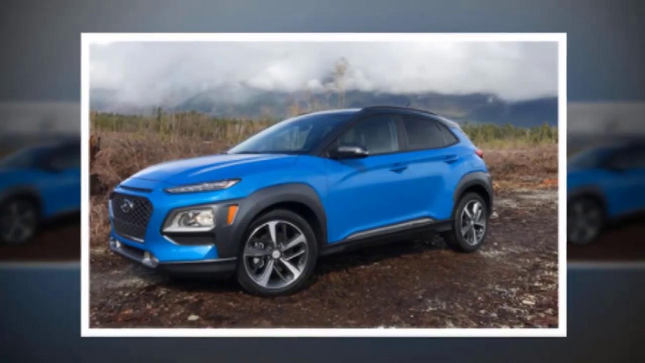 2019 Hyundai Kona Release Date Hybrid Electric