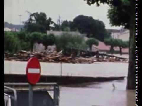 Inondations Auch Juillet 1977