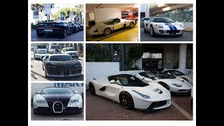 Supercars in Monaco and Cannes Summer 2018 DAY 10