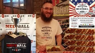 That Meatball Place Meatball Eating Contest 2018