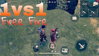 Free Fire pro  player 1vs1 custom game  part #1//ABIR  GAMEING