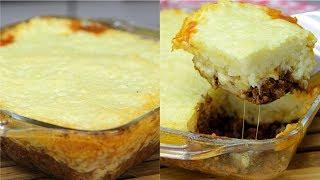 Escondidinho de Arroz – Prato delicioso