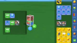 [Blocksworld HD] Blocksworld- How to make a blockster move