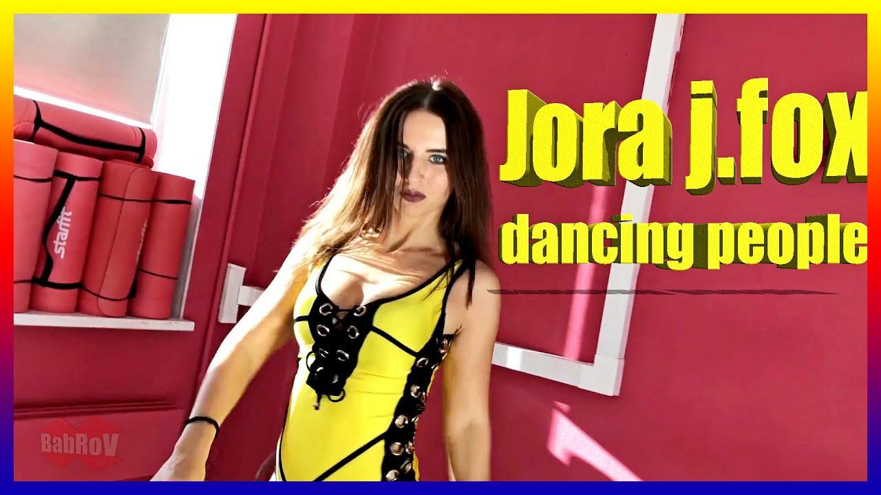 Jora j.fox - dancing people