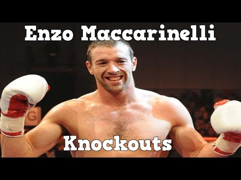 Enzo Maccarinelli - Highlights / Knockouts