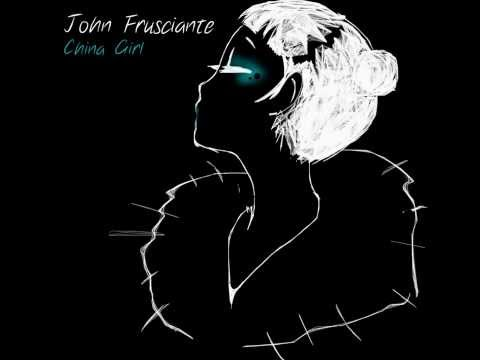 John Frusciante - China Girl by Iggy Pop (cover) Live mp3