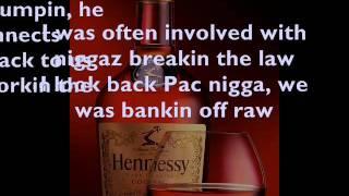 2pac Hennessy [Lyrics]