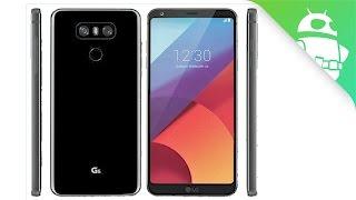 LG G6   Recent Leaks!