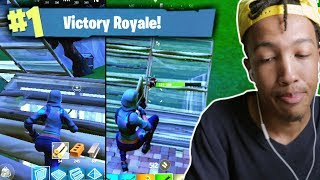 HOW TO BE PRO on FORTNITE MOBILE! (Fortnite iOS Season 4)