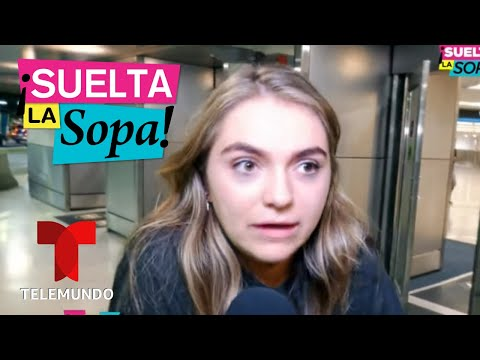 Sofía Castro habló de la caída de 'La Gaviota'   Suelta La Sopa   Entretenimiento