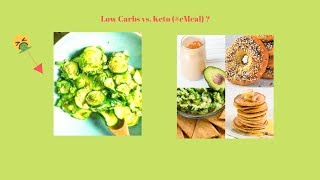 Low Carbs vs Keto: #eMeals budget friendly meal plan  We Plan, They Shop, You Cook! 