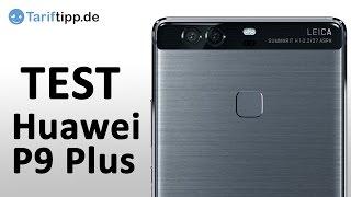 Huawei P9 Plus   Test deutsch