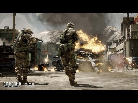 (Battlefield: Bad Company 2) Прохождение часть #2.